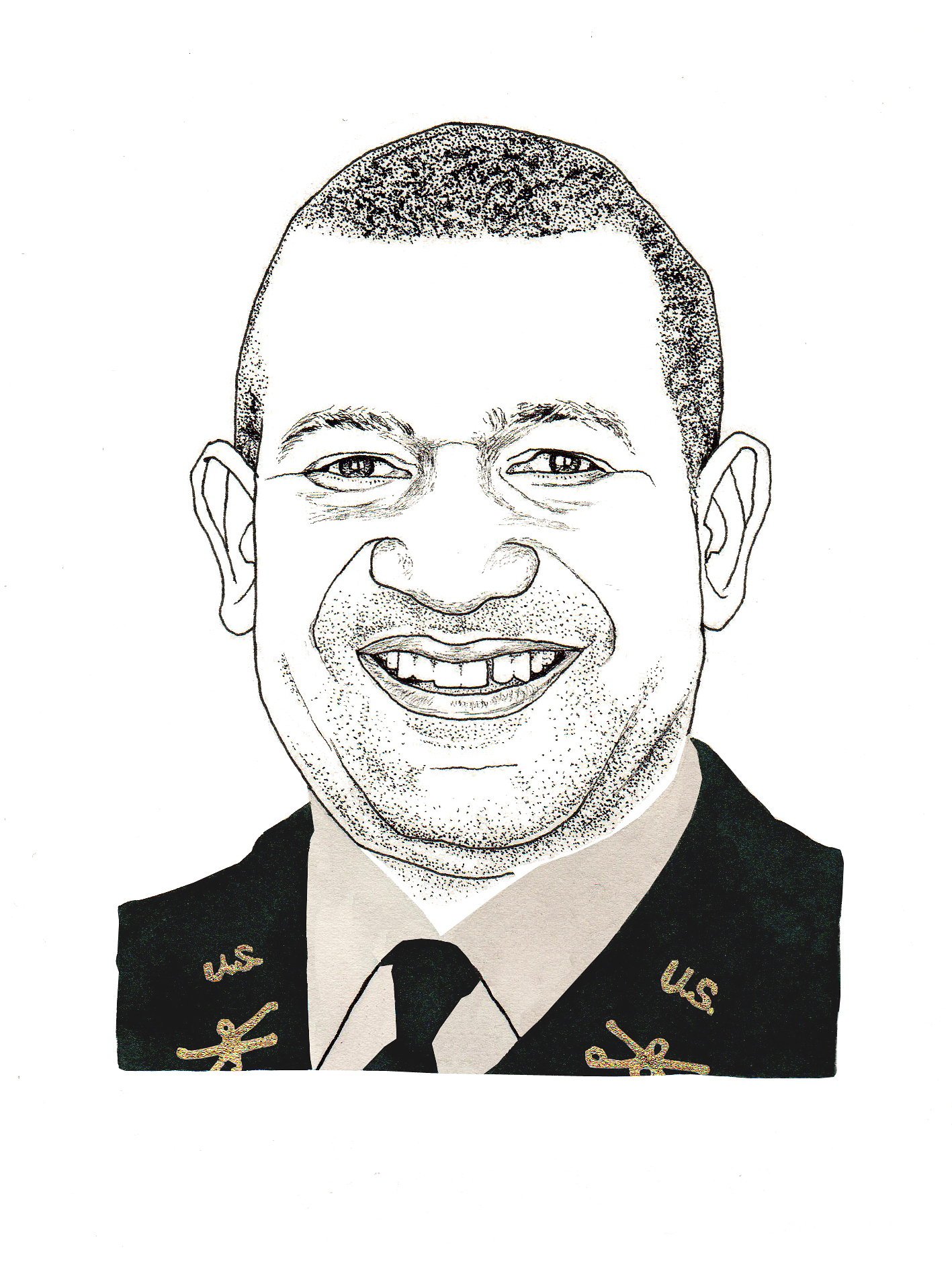 Bernard Banks (Illustration by Adam Cruft)
