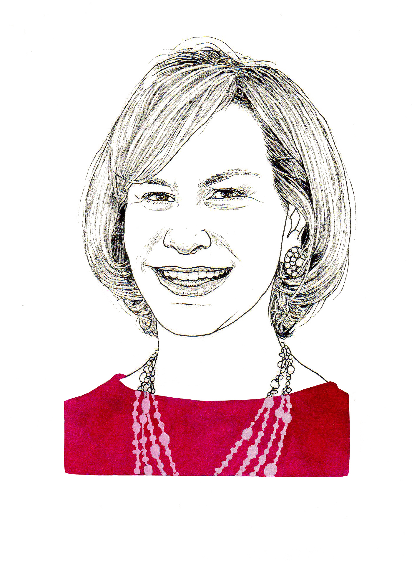 Laurie M. Tisch (Illustration by Adam Cruft)