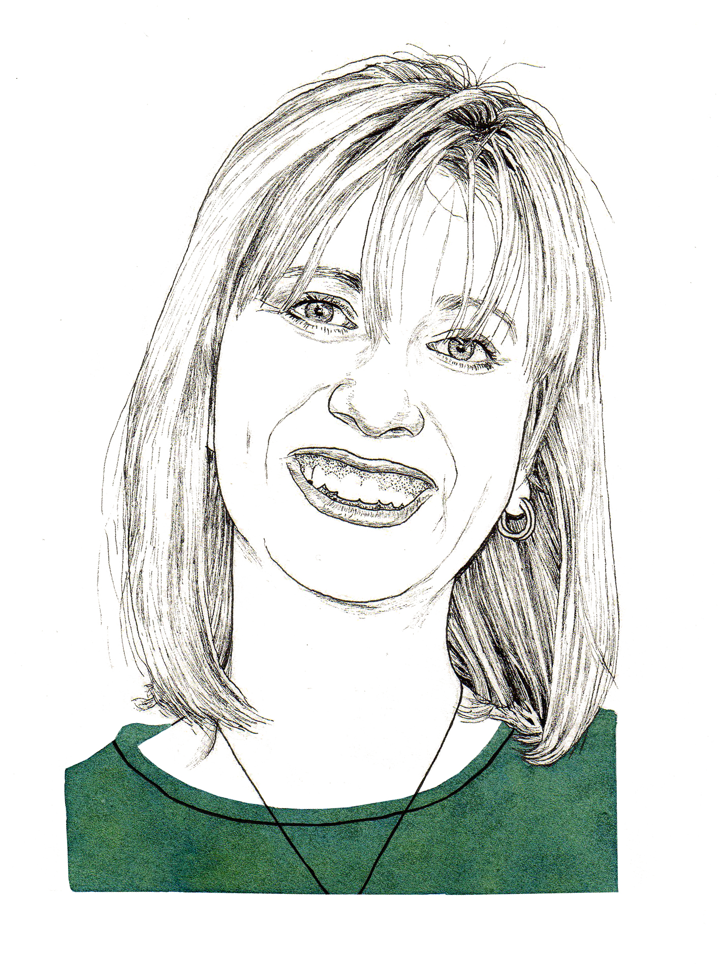 Natasha Ridge (Illustration by Adam Cruft)