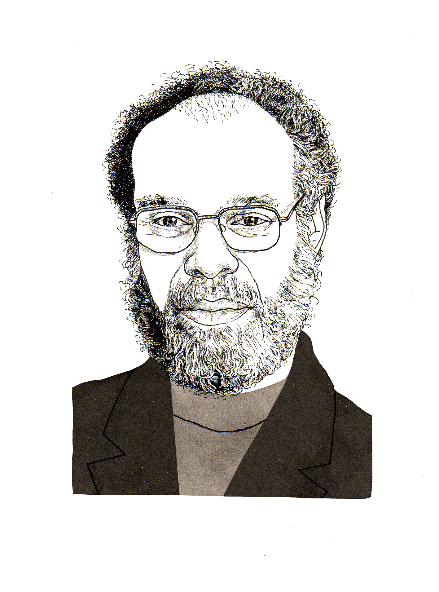 Rev. William Epps (Illustration by Adam Cruft)