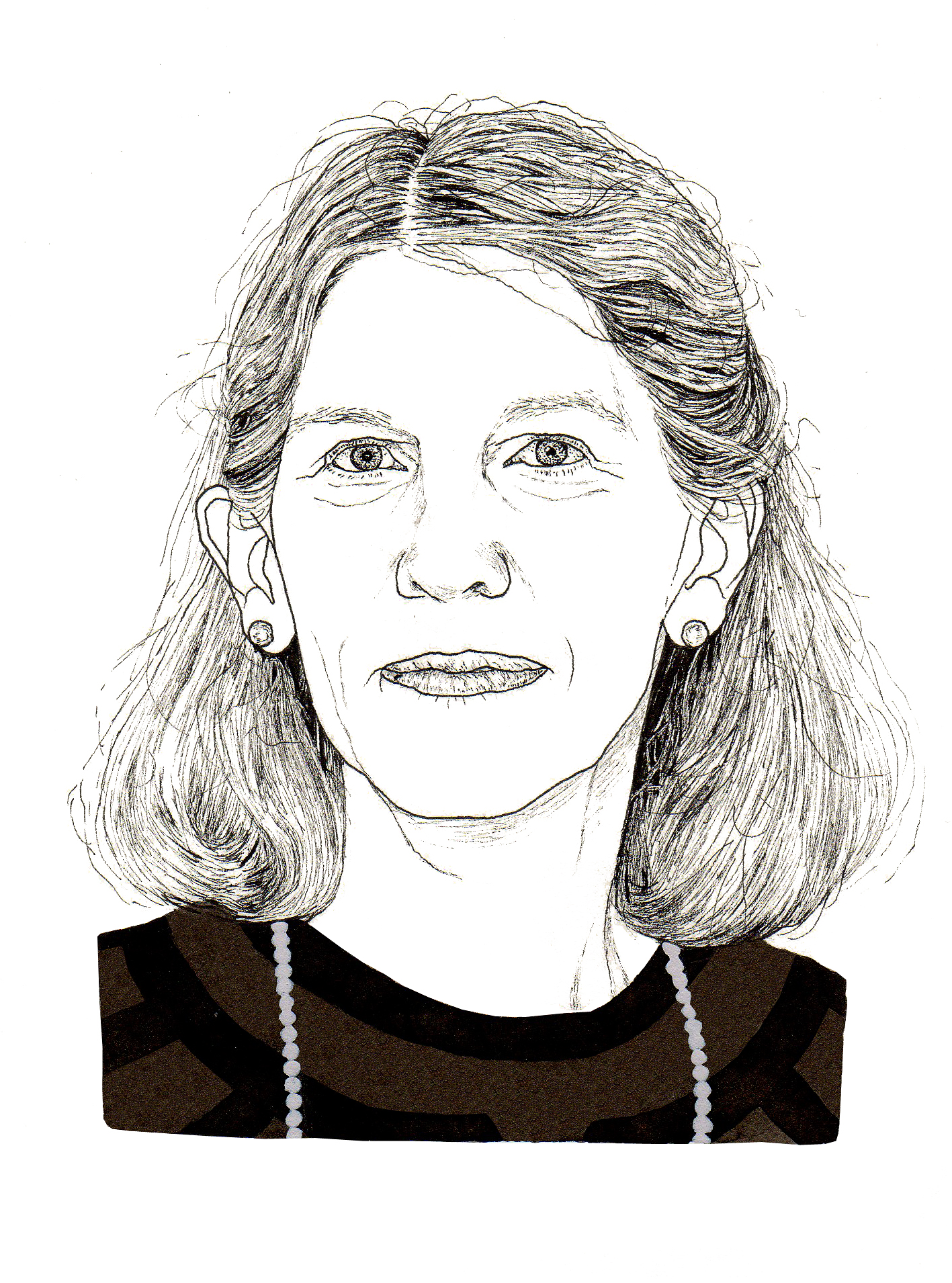 Patricia Cloherty (Illustration by Adam Cruft)