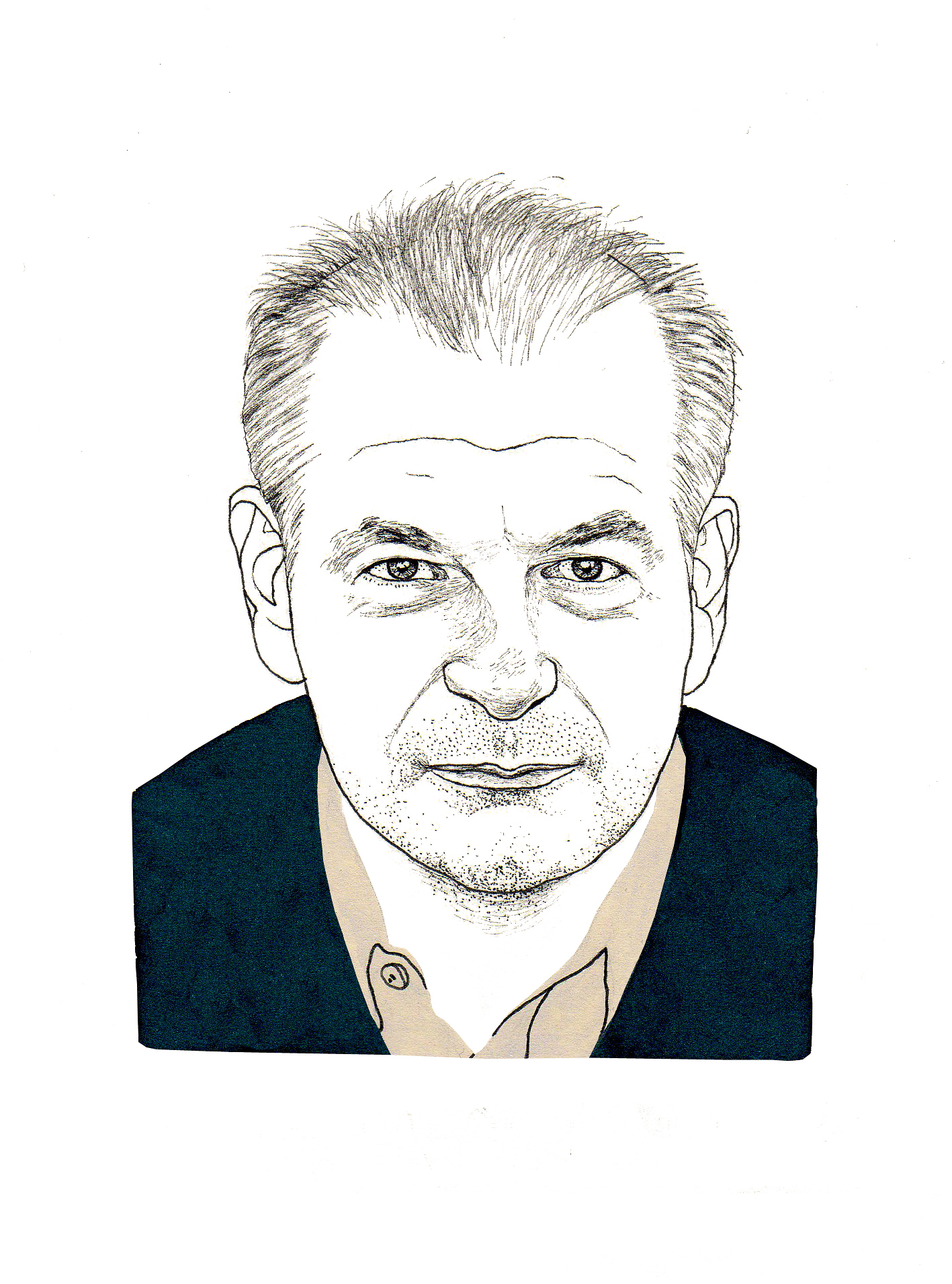 Richard Brounstein (Illustration by Adam Cruft)