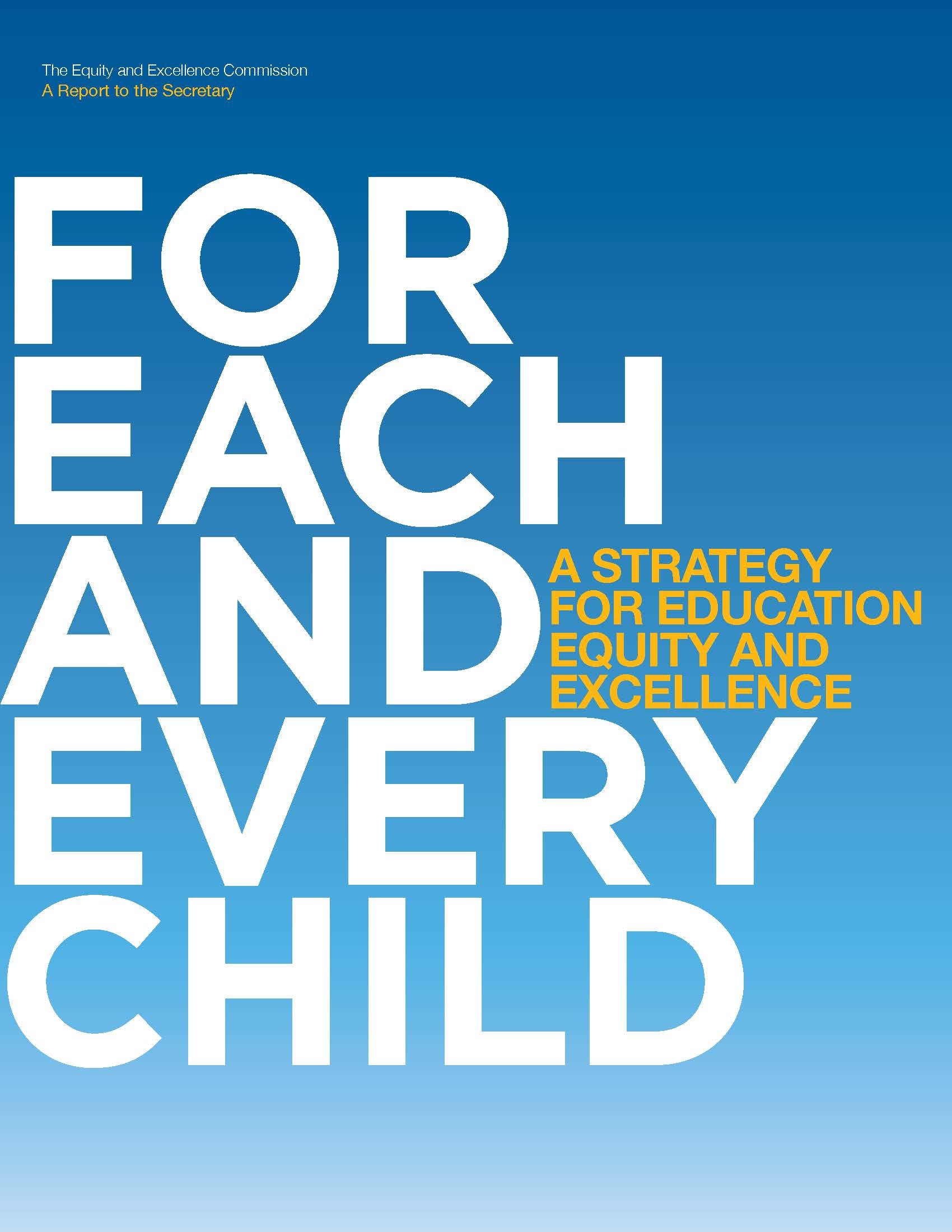 National Education Commission Calls for Sufficient Resources and Comprehensive Educational Opportunities for All Kids