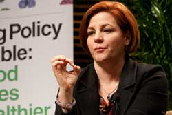Christine Quinn, New York City Council Speaker