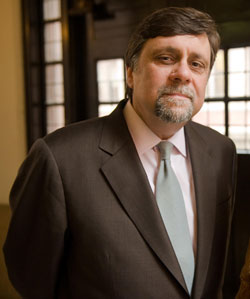 TC Deputy Provost John Allegrante