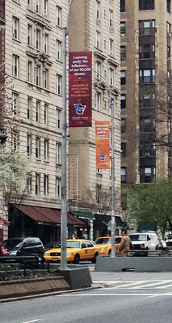 Broadway Banners