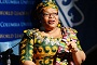 Leymah Gbowee at Columbia University