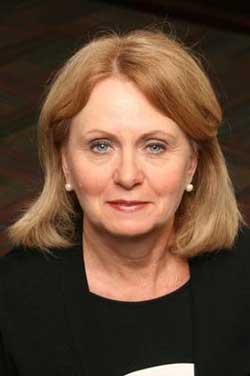 Alumna Helen Streubert