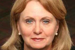 Alumna Helen Streubert Named President of St. Elizabeth College