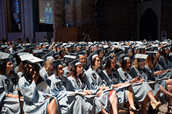 2013 Graduates at Commencement