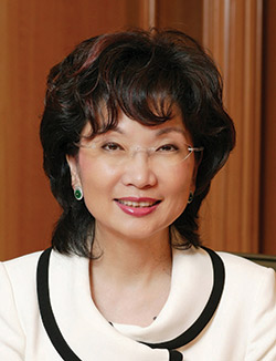 Trustee Edith Shih