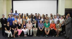 Participants for TC Financial Literacy Summer Institute
