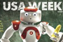 USA Weekend Features Projo the Robot  and its Human, TC