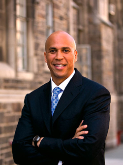 How to get in contact with cory booker