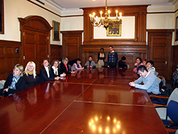 CTSC Implements Study-Tour for 14 Bulgarian Teachers