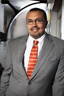 Anand R. Marri, Associate Professor of Social Studies and Education
