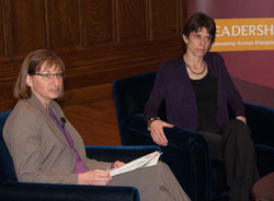 Jane Clementi spoke at TC this past November