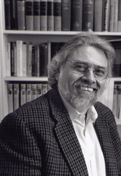 Frank Moretti (Ph.D. '83) (TC file photos)