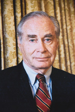 Thomas W. Evans (TC file photos)