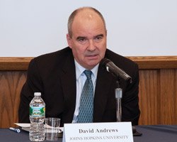 David W. Andrews (Photo by Heather Van Uxem Lewis)