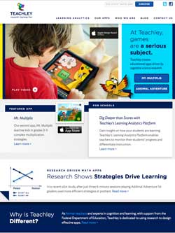 Teachley website