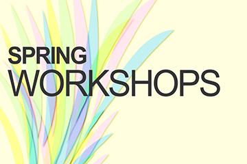 Spring 2015 Workshops from the Office of Teacher Ed