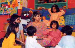 From Pakistani Television for Children to the Afghan Children's Project