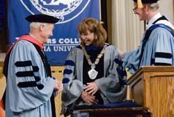 President Susan Fuhrman