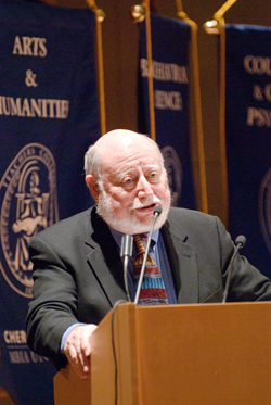 Lee Shulman, President of the Carnegie Foundation for the Advancement of Teaching