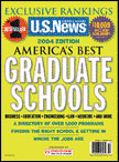 The 2003 US News & World Report Rankings of Education Schools: TC Ranked Fourth