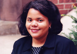 Erica Walker, Assistant Professor of Math Education