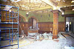 This Old Chapel: Update on Milbank Chapel Restoration