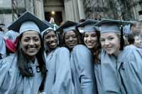 More TC graduates