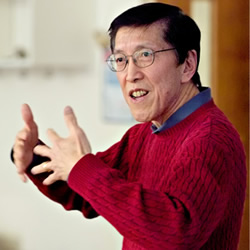 Professor Derald Wing Sue