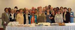 Participants in the first Retiree Luncheon on June 12th.