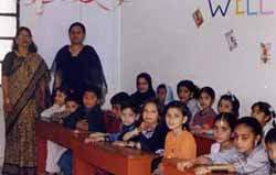 Hollingworth Center Gifted Child Development Project collaborates with schools in Karachi, Pakistan.