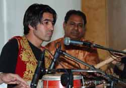 Afghan Rebob musician Quraishi