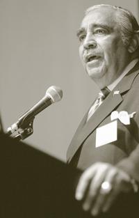 Congressman Charles B. Rangel