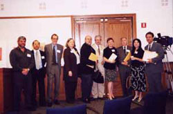 Second International Symposium of Hispanic Presence in the U.S.