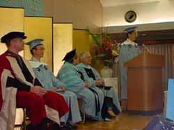 TC Tokyo Commencement Ceremony