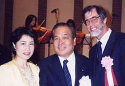 TC Tokyo Student Gets Emperor
