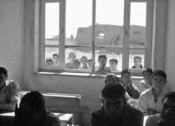 Afghanistan classroom