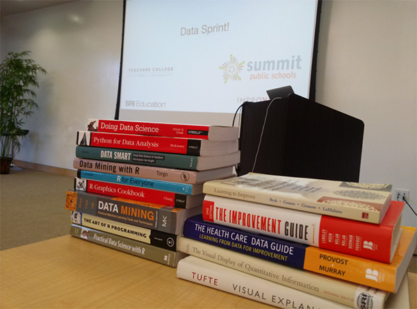 Perspectives on Learning Analytics Goes to School - Book Stack