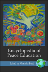 Cover of Encyclopedia of Peace Book