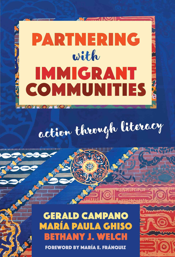 María Paula Ghiso, Assistant Professor of Literacy Education, explores language and literacy practices employed in enacting a shared vision of educational justice and immigrant rights.