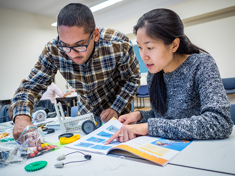 TC faculty are leaders in developing new models of teacher preparation that more tightly link field experience with new research about learning. The College recently launched a new doctoral specialization in teacher education.