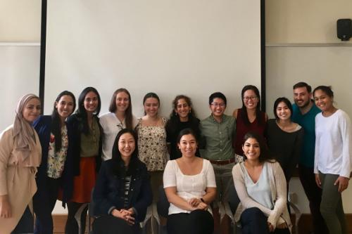 Doctoral Students in the Counseling Psychology Program