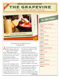 Fall 2013 - Newsletter