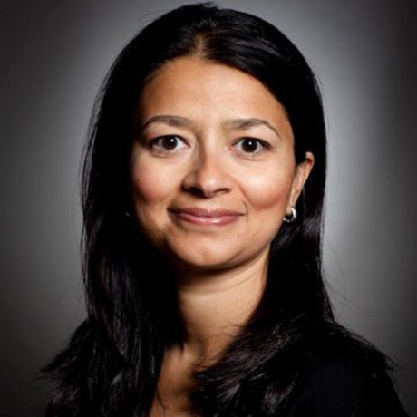 Sayu Bhojwani (Ph.D. '14), Founding President of The New American Leaders Project