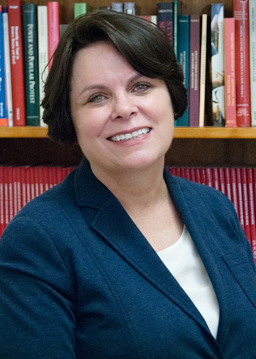 Regina Cortina, Professor of Education